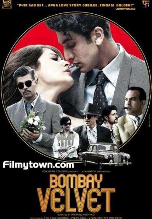 Bombay Velvet, Hindi movie review