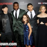 Southpaw premiers in New York