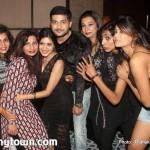 Sonali Raut, Sana Khan at TOWN CENTRE Launch
