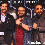 Kabir Khan, music director Pritam and actor Vir Das come together to celebrate the launch of JUXT