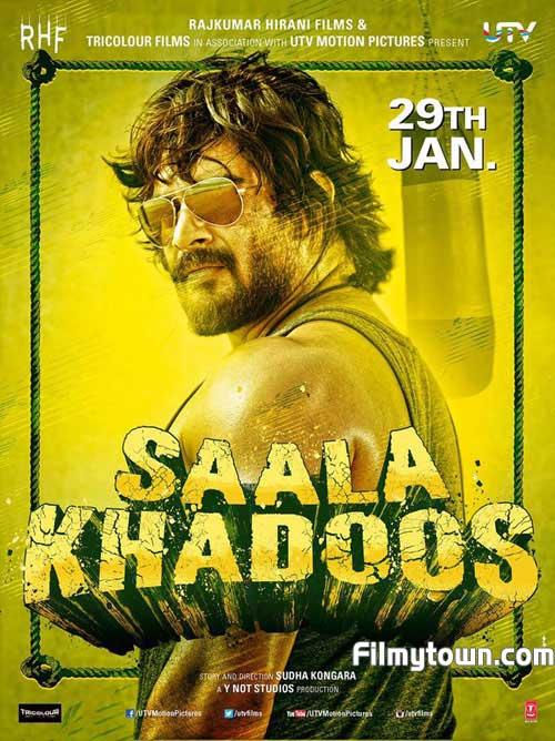 Saala Khadoos - movie review