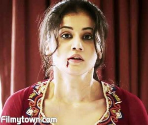 actresses stunts Taapsee