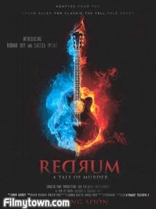 Redrum - Teaser poster