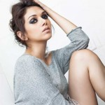 Aditi Rao Hydari turned around