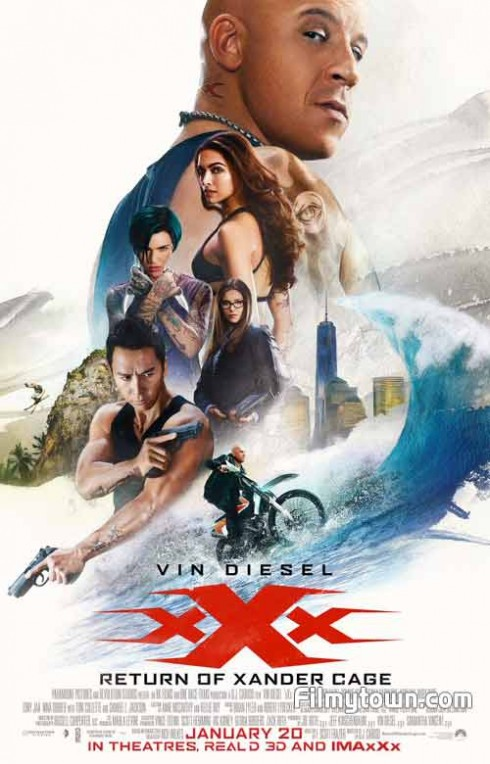 xXx: Return of Xander Cage, movie review