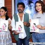 Tisca Chopra at Amrita & I launch