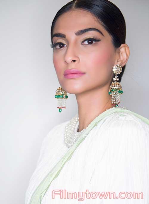 Sonam Kapoor October 2017
